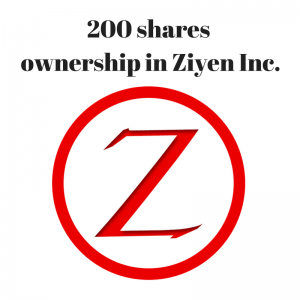 200-shares-ownership-in-ziyen-inc