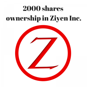 2000-shares-ownership-in-ziyen-inc