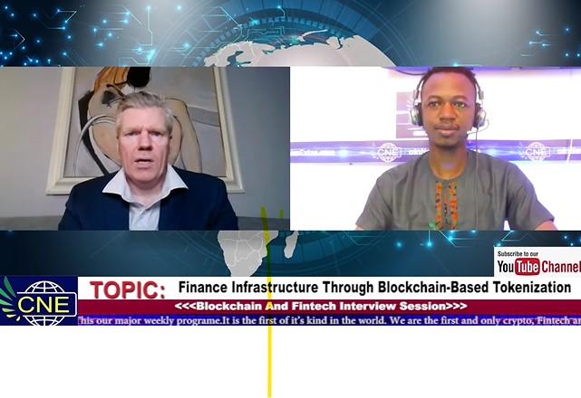Ziyen Energy CEO interviewed on Nigeria's leading Blockchain & Fintech Show